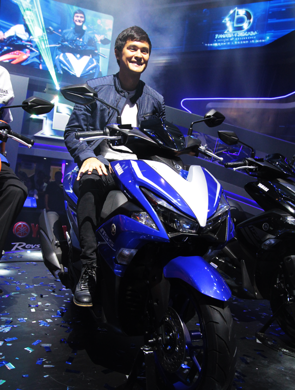 Yamaha motor philippines celebrates its one millionth product for Yamaha philippines price list 2017