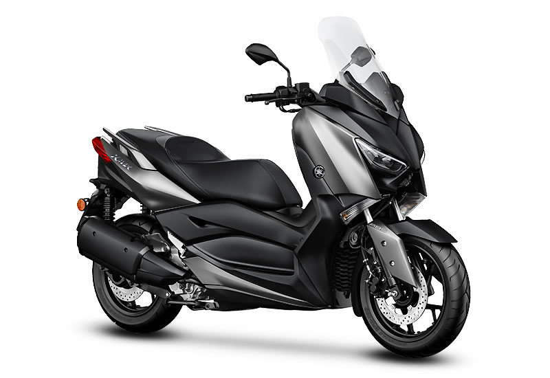 The Yamaha Xmax Redefining The Luxury Of Refined Style