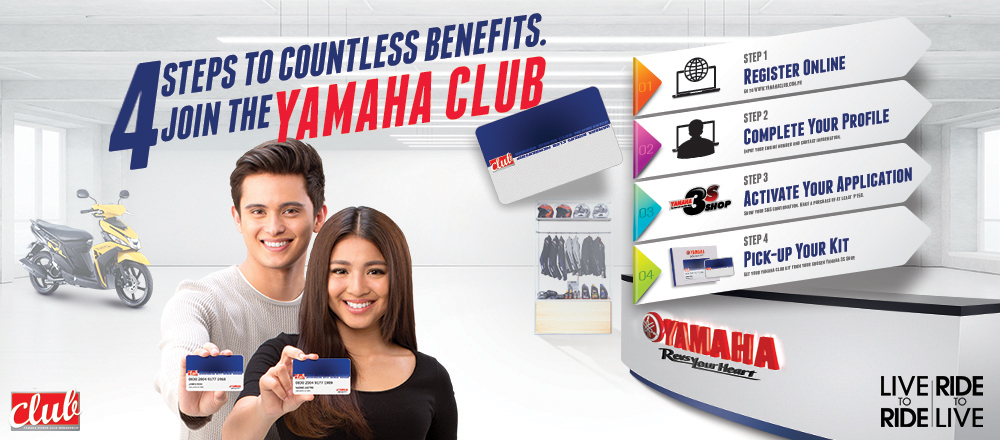 Y-Club Online Registration